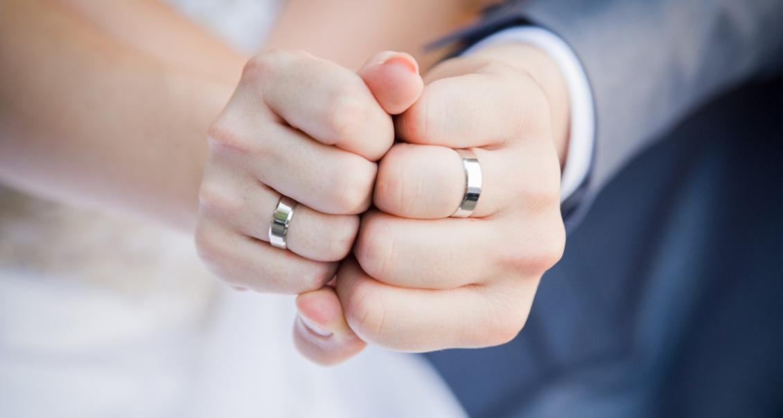 Как правильно выбрать парные обручальные кольца