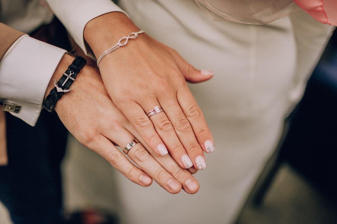 Модные обручальные кольца 2019
